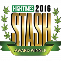 High Times 2016 STASH award winner